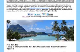 Best Email Newsletters 2013